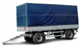 Прицепы МАЗ 87012. Техническая характеристика