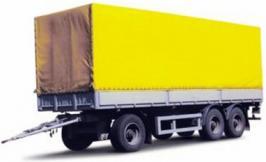 Прицепы МАЗ 870100. Техническая характеристика