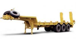 Прицеп МАЗ 937900. Техническая характеристика