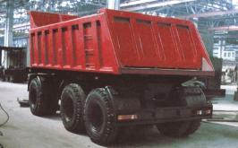 Прицеп Сибирь Трейлер САВ-8343. Техническая характеристика