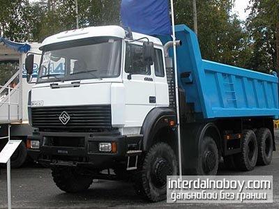 АЗ «Урал» приступил к сборке грузовиков с колёсной формулой 8x4