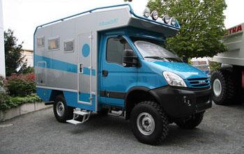 Bimobil – «автодача» для экстремалов