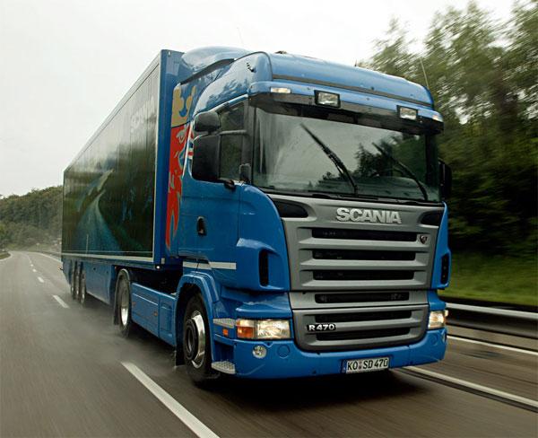 Scania продолжает финансирование