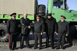 КрАЗ станет базовым автомобилем Вооруженных Сил Украины