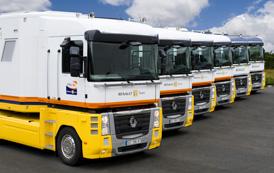 Renault Magnum для ING Renault F1 Team