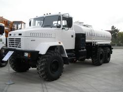 КрАЗы для нефтегазовиков Туркмении