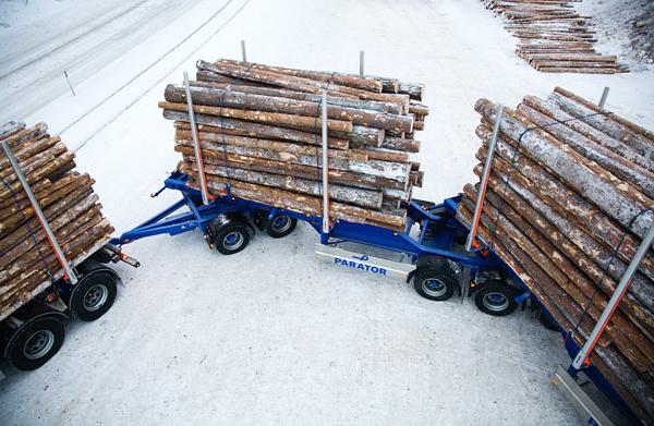 Volvo Trucks принимает участие в пилотном проекте по снижению воздействия лесовозов на окружающую среду