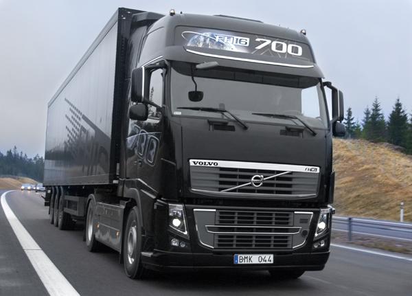Volvo FH16 - сильнейший из сильнейших