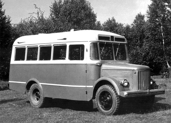 ПАЗ: Большой путь маленького автобуса