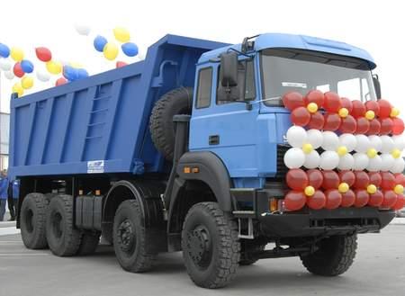 Автомобили «Урал» - в TOP-25 новинок 2008 года