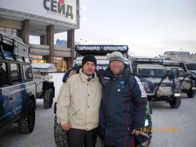 Экспедиция OLTRE посетила Мурманск и Архангельск