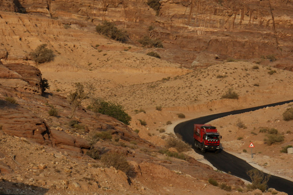 Renault Trucks Adventure 2009 : Cape to Cape