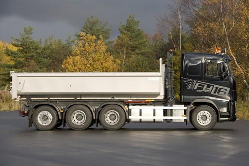 Производственные новинки от Volvo Trucks