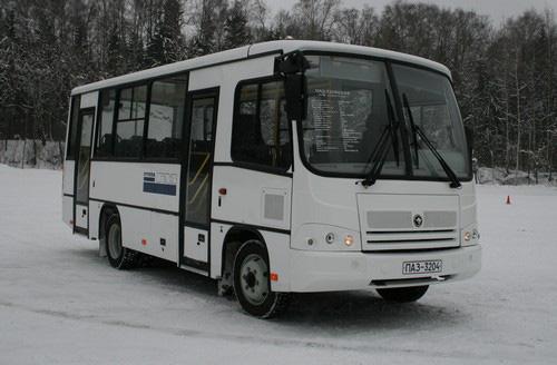 Группа ГАЗ представит новую модификацию ПАЗ-3204