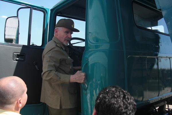 «АвтоКрАЗ» успешно реализует проект «Куба»