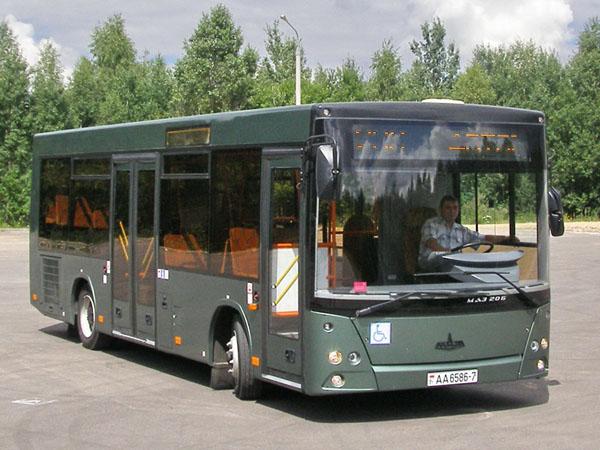 Маз: 10000 автобусов, и это еще не предел