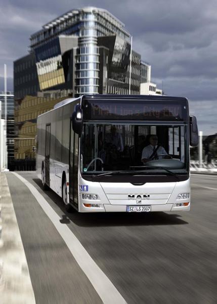 Фирма MAN Nutzfahrzeuge получает крупный заказ на поставку более 400 автобусов из Абу Даби