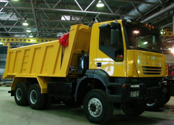 ���������� �IVECO-AMT� � ������� �� �������� � ������.