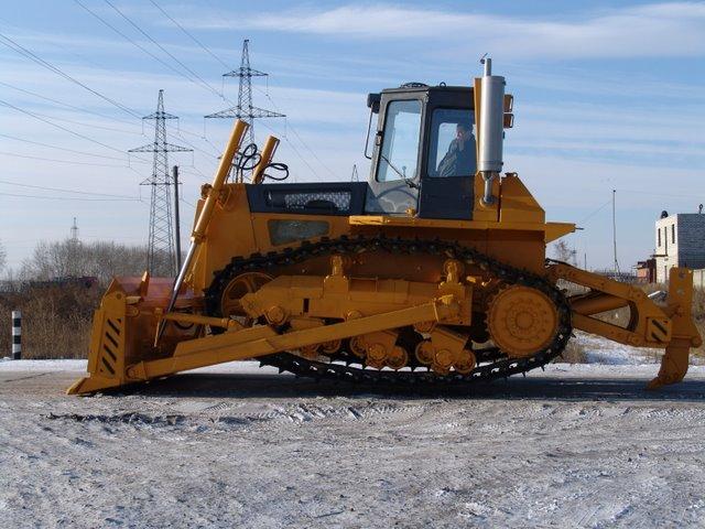 Русбизнесавто объявляет о начале продаж бульдозеров ТМ10 производства Завода «ДСТ» (Россия)