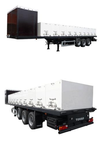 Тонар-97461: прицеп для перевозки живой рыбы