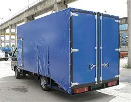 Первый эвакуатор на базе Hyundai Porter