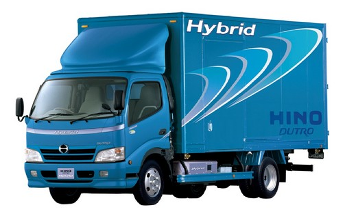 Hino обновила грузовики малого класса серии Dutro