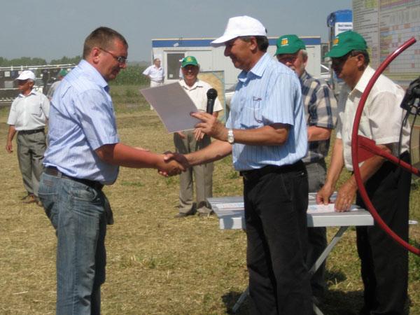 ТОНАР участник «Дня Поля 2009» в Татарстане