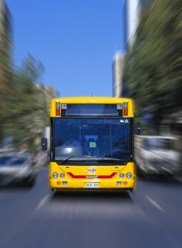 Збільшення замовлень на міські автобуси Scania