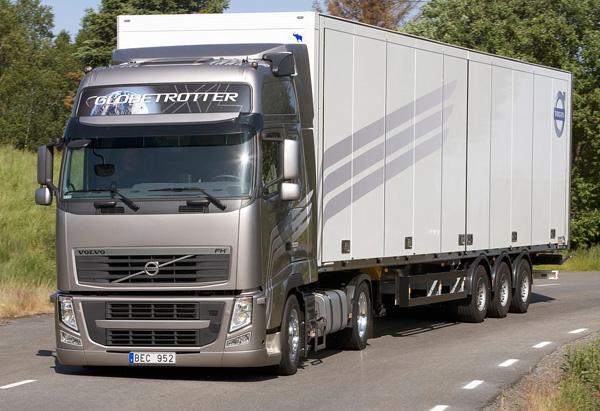 Компания Volvo Trucks представит грузовые автомобили будущего на выставке ITS в Стокгольме