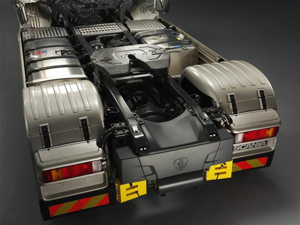 Запуск грузовиков новой R-серии