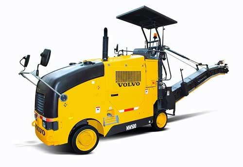 Ямочный ремонт от Volvo: MW500 – это новые возможности для улучшения работы