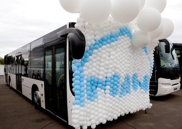 «Мир автобусов» MAN и Neoplan