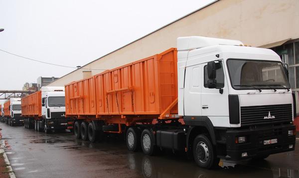 Минский автомобильный завод заключил контракты на поставку автомобилей в Венесуэллу