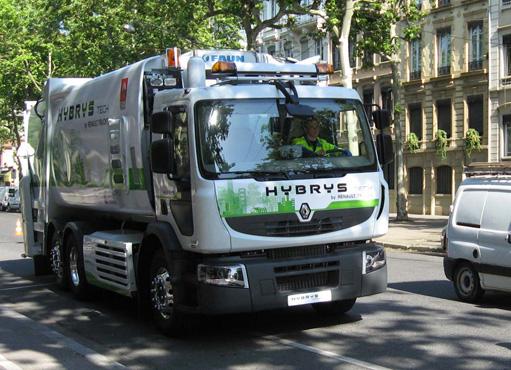 Мобильность городских перевозок глазами Renault