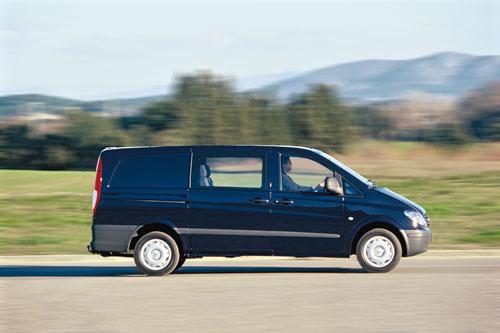 ЗАО «Мерседес-Бенц РУС» получило одобрение типа транспортного средства для Mercedes-Benz Vito Mixto