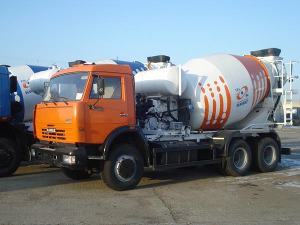 КАМАЗ и Русбизнесавто поддержат строительную отрасль