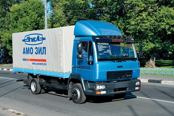 В 2010 году ЗиЛ начнет выпуск новой модели