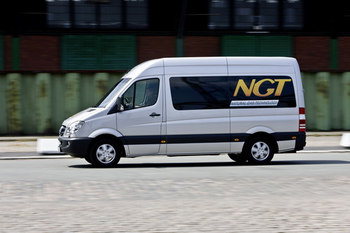 ��� ���������-���� ��ѻ �������� ������ �������������� ���������� Sprinter NGT, ����������� �� ��������� ����