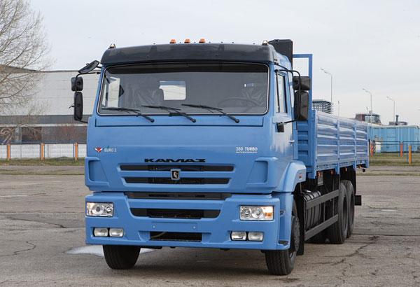 Автомобили «КАМАЗ» с рестайлинговыми кабинами уже в продаже