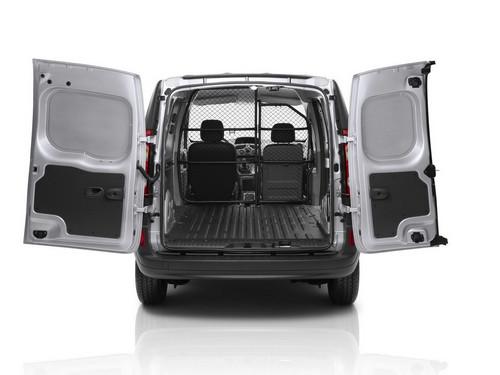 Компания Renault показала супер-длинный фургончик Kangoo