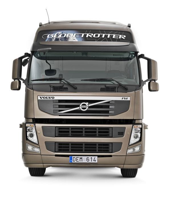Компания Volvo Trucks выпускает новую версию Volvo серии FM