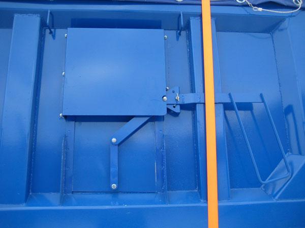 Новинки «ТОНАР» для перевозки зерна
