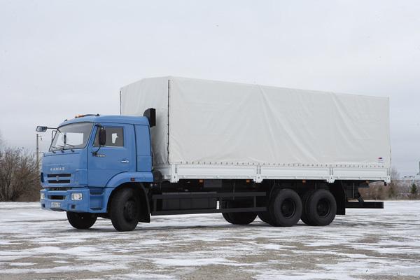 КАМАЗ-65117 признан самым перспективным