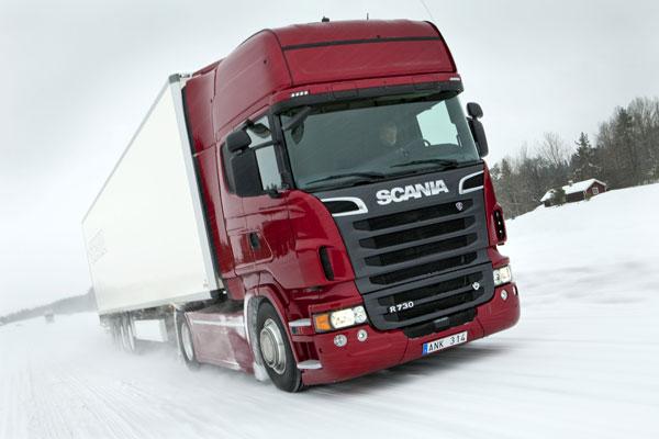 Scania завершает свой переход на технологию Евро 6 с самым мощным грузовиком в мире