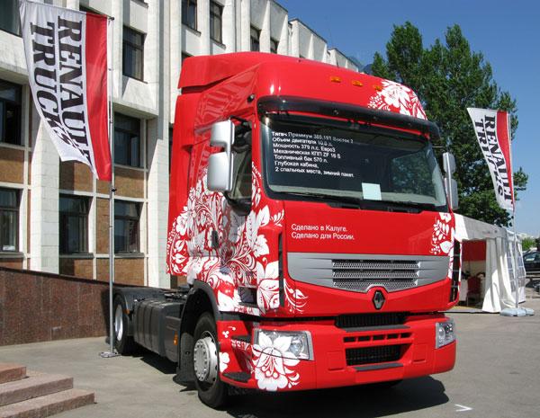 Калужские Premium готовы к российским и европейским дорогам!