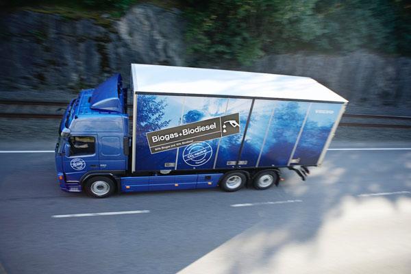 Volvo продемонстрирует уникальные «зеленые» технологии на автовыставке IAA в Ганновере