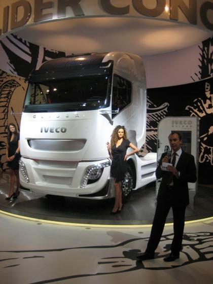 Iveco на выставке IAA 2010 в Ганновере