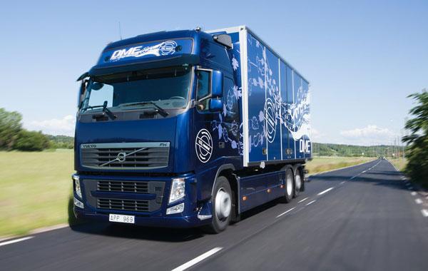 Volvo Trucks – первая в мире компания, использующая био-диметилэфир для автомобильного транспорта