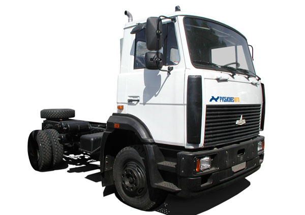 Новый претендент на лидерство – МАЗ-4380!