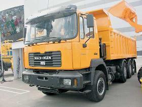 Новое поколение грузовиков МАЗ-МАН